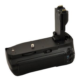 Dste pro bg-e7 prindere verticală a bateriei pentru canon eos 7d slr aparat de fotografiat digital ca lp-e6