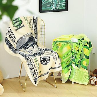 Cash Money Beach Towel
