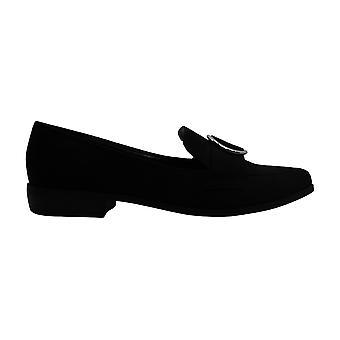 Bar III Femeiăs Pantofi Inmplic2f Velvet Almond Toe Monders