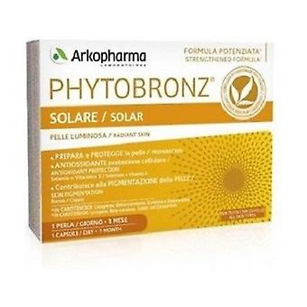 Solar Phytobronz 30 softgels