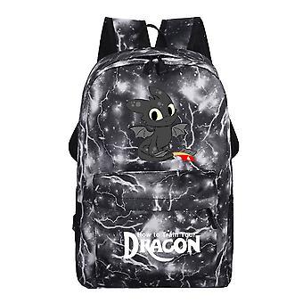 Dragon Knight barn's skolryggsäck