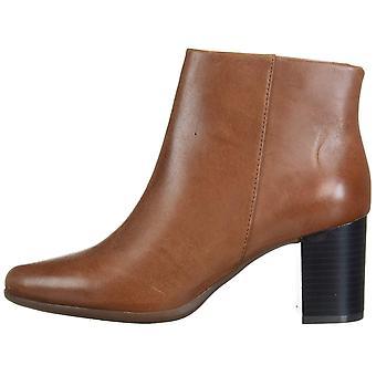 Rockport Women's Schoenen Camdyn bootie Leather Almond Toe Enkel Fashion Boots