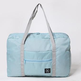 Unisex bolsa de gran capacidad equipaje bolso impermeable bolsos de viaje bolsas / hombres