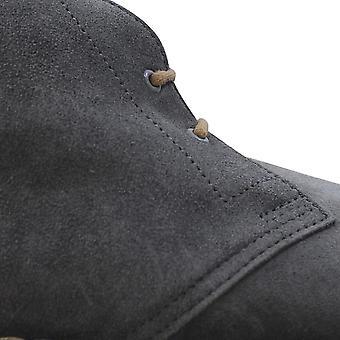 Clark's Jink Desert Boot Tummanharmaa 26105014 Miehet's