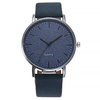 Fashion Women Leather Watch Luxury Analog Quartz Starry Wristwatch Simple