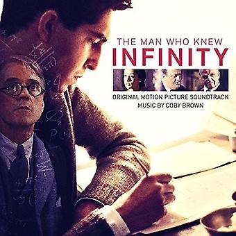 Coby Brown - importation USA homme qui savait Infinity [CD]