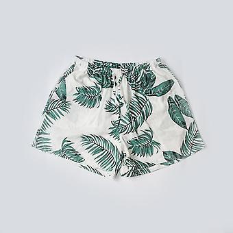 Femeile Dorm Pantaloni scurți Bumbac Pijamale de vară Acasă Beach Bottoms Lounge