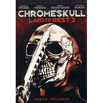 Chromeskull: Laid to Rest 2 [DVD] USA import