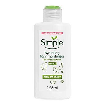 Simple Hydrating Light Moisturiser 125ml