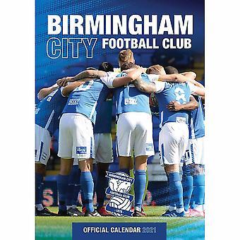 Birmingham City FC 2021 A3 Kalenteri