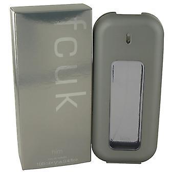 FCUK von French Connection Eau De Toilette Spray 3.4 oz