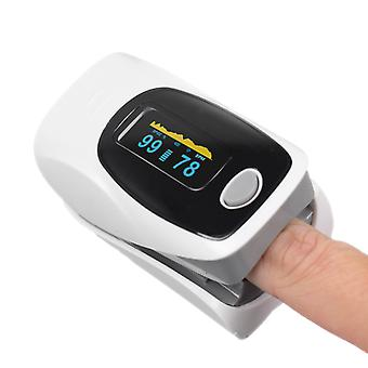 Fingertip Pulse Oximeter,blood Oxygen Saturation Monitor