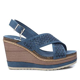Xti Sandals 103748 Jeans couleur