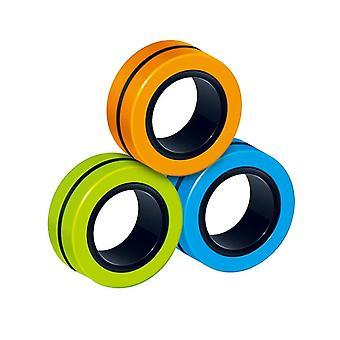 Антистрессовые магнитные кольца
