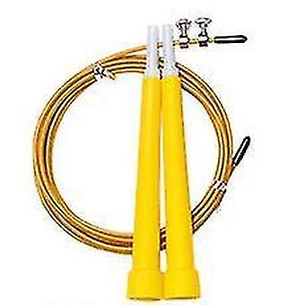 البلاستيك مقبض أسلاك الصلب تخطي حبل الكبار وزن فقدان معدات اللياقة البدنية