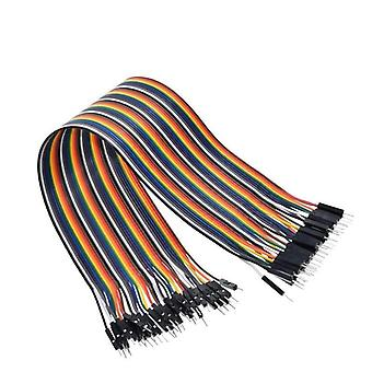 Tzt Dupont Line Female Jumper Wire Cable Arduino Diy Kit