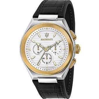 Mens Watch Maserati R8871639004, Quartz, 43mm, 10ATM