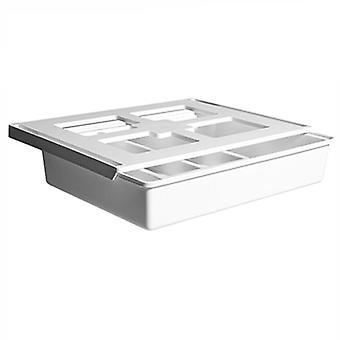 Self Stick Pencil Tray Desk Table Storage Drawer