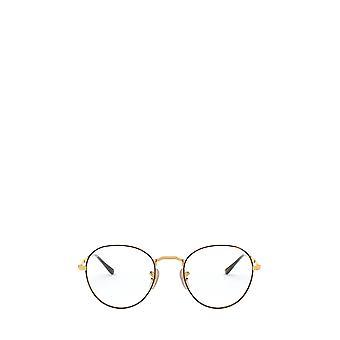 Ray-Ban RX3582V havanna on arista unisex silmälasit