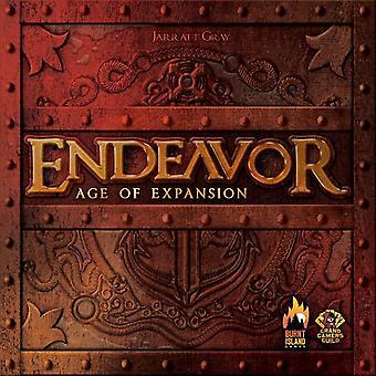 Endeavor: Alder af Ekspansion brætspil