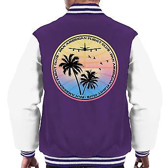 Pan Am Flight Club Icon Men's Varsity Jacket