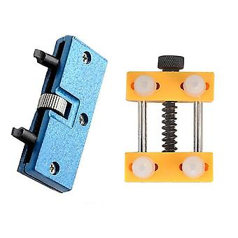 Watch Back Case Cover Opener Remover Wrench Repair Kit