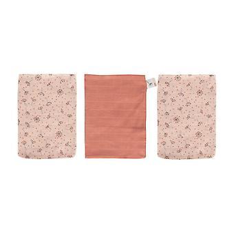 Bebe Your Washcloths 3rd Fabulous Wish Pink