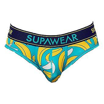 Supawear Sprint Bananas Letter   Men's Underwear   Men's Slip