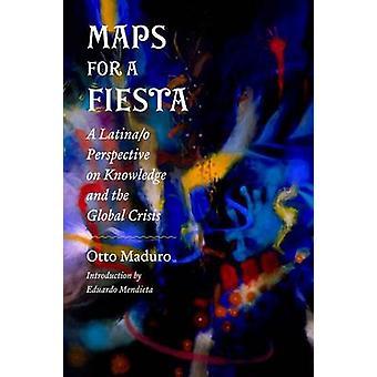 Mapas para uma Festa de Otto Maduro