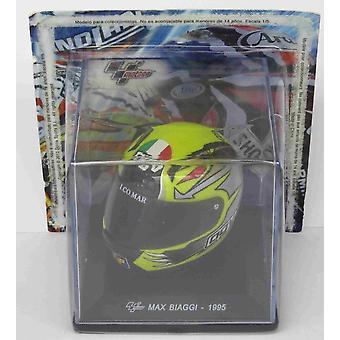 Max Biaggi World Champion Replica hjälm (Max Biaggi - MotoGP250 1995)