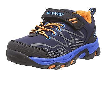 Hi-Tec Blackout Low Waterproof Junior Walking Shoes