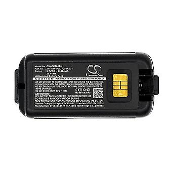 Cameron Sino Ick700Bh Battery Replacement For Intermec Barcode Scanner