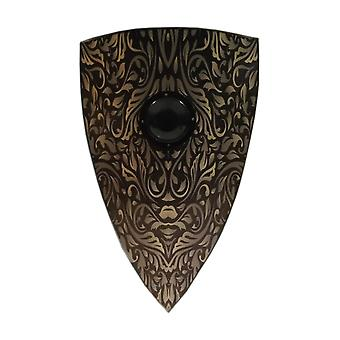 Træ middelalderlige regnskov vikingeskjold SWE143