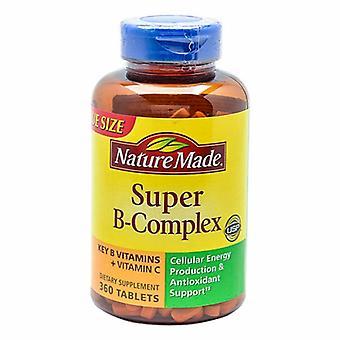 Nature Made Super B Complex, 360 Tabs