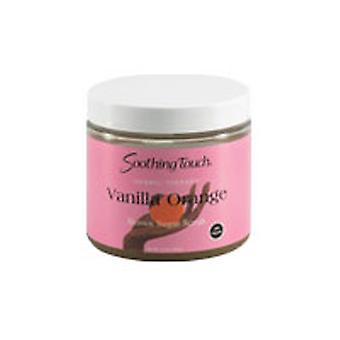 Soothing Touch Brown Sugar Scrub, Vanilla Orange, 16 oz