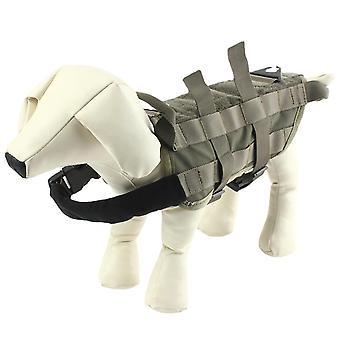 Army taktisk hund vest jagt militær uddannelse molle vest udendørs