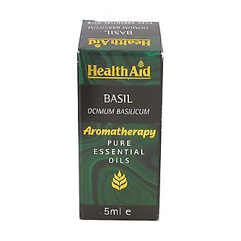 HealthAid Basil Öljy 5ml (805010)