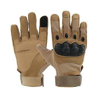 Palm Protection Tactical Gloves Cycling Climbing Training Anti Cut Gloves