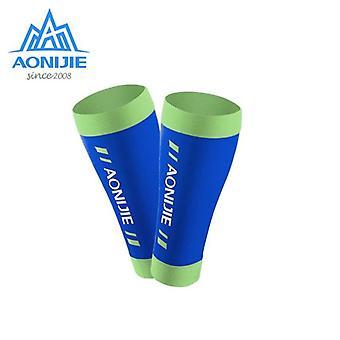 1Pair leggings protection sport compression mollet housse sécurité respirant chaud running randonnée