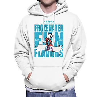 ICEE Frozenated Fun Flavors Men's Hooded Sweatshirt