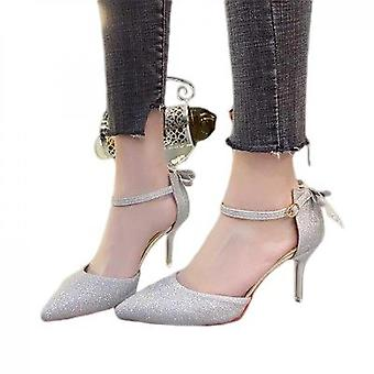New Thin, All-around, Pointed Pumps