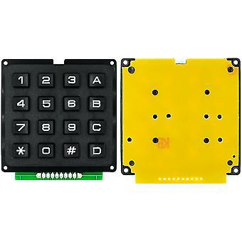 Matrix Switch Keyboard Keypad Array Module Abs Plastic Key