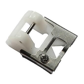 5Pcs máquina de costura multifuncional máquina de costura plástico prensador de pé prensa pé pressionador pé pressionador pé pressionador de pé com régua