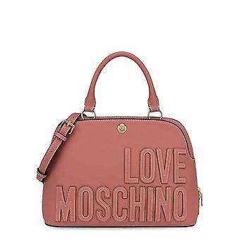 Amor Moschino JC4176PP1DLH0611 bolsas de mulheres cotidianas