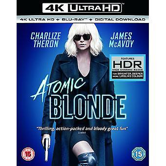 Atomic Blonde 4K UHD Blu-ray Digital Download