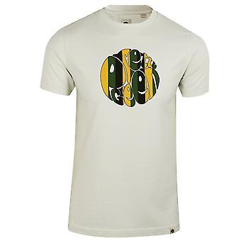 Pretty green men's stone island tilby stripe t-shirt