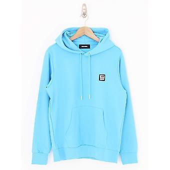 DIESEL Girk Hooded Sweatshirt - Turquoise