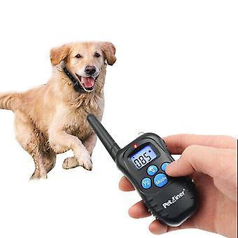 Dog Training Collar Dog Trainer Waterproof Collars Anti Barking Device Pet Supplies