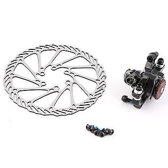 Bb7 Mtb الدراجة الفرامل القرص الميكانيكية الفرجار العجلة الخلفية +160mm الدوار جديد