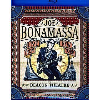 Joe Bonamassa - Beacon Theatre-Live From New York [BLU-RAY] USA import